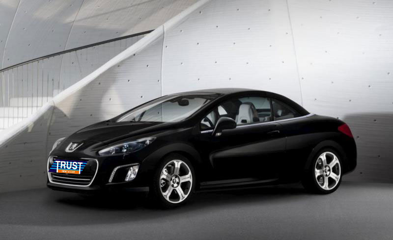 peugeot 308 cabrio auto trust rent a car chania. Black Bedroom Furniture Sets. Home Design Ideas